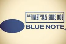 Blue Note Covers / by Dead Human