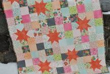 "Charm Pack Projects / Bags and small quilts that use 5"" squares or charm packs"