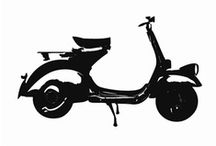 Scooter Decals