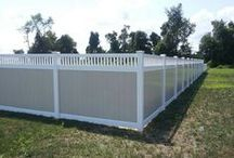 Fence / Vinyl fence, Urban Homes thinking outside the house! Custom options to fit your family & lifestyle!
