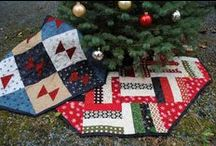 sewing for Christmas / Good gift ideas and/or decorations to sew for the holidays!