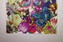 Crea / Kunstzinnige creatie met vlinders