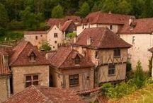 FRANCE - Midi-Pyrénées/Languedoc-Roussillon / Midi-Pyrénées = 8 départements :       Ariège (09),    Aveyron (12),     Haute-Garonne (31),      Gers (32),      Lot (46),      Hautes-Pyrénées (65),     Tarn (81)     & Tarn-et-Garonne (82) Languedoc-Roussillon = 5 départements :    Aude (11),      Gard (30),      Hérault (34),      Lozère (48)     & Pyrénées-Orientales (66). / by Jean-Daniel CHRISTIN