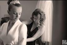 Preparación de la boda
