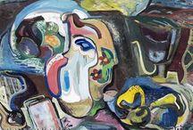 UMĚNÍ SOCHY ILUSTRACE / Obrazy, malířská tvorba, sochy, paměťní sochy,ilustrace knih