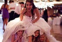 Momentos de una boda / Antes, durante y después del casamiento: instantes especiales recogidos en esta colección de sugerentes imágenes de boda.