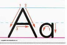 Materiales didácticos y Actividades educativas / Ejercicios, imprimibles, fichas, dibujos... / by Citlalli Jiménez