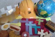 creative prayer with children