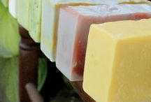 All Natural, Handmade, Skin Care Products / Here at Amish Country Essentials, we make natural handmade soap, lotion, organic shampoo, lip balms, deodorants, salves, soaks, balms, moisturizers and more.