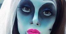 Masks @ Carnival / ..nástěnka masek.. Představuje mou inspiraci pro budoucí projekty za potřebí kostýmů, masek, originálního make-upu a atp.