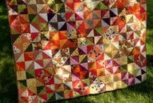 Vintage Quilts and Blocks / Old, vintage, reproduction quilts / by Sweet Jane's