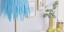 Bedroom Deco & Organization / Design and organize your bedroom in a modern creative way.