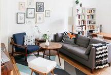 Interior Design / Home Houses Diy Design Mood