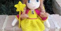 Mis Amigurumis / amigurumis, crochet, creación propia