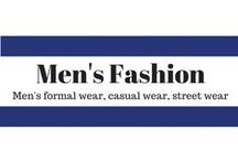 Men's Fashion / men's fashion, men's style, men's casual wear,
