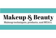 Makeup and Beauty / Makeup, Beauty, Makeup technique, makeup products, mua,