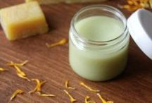 Homemade Body Care / So many fabulous recipes for DIY soaps, lotions, and salves. Here are some faves.
