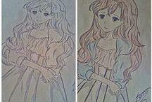Meus desenhos♥