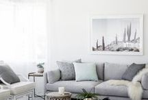 Livingrooms / Find inspiration on how to decorate your livingroom.