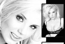 Black & White Headshots / Black & White Actors Headshots Reproduction and Printing - www.compcard.com