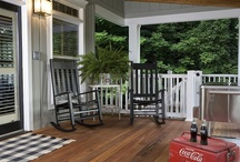 Porches, outdoor space