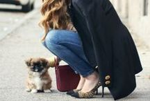 Street Chic / Walking the streets in style. / by Felix Chien
