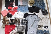 Travel and packing ideas...