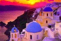 My dream destinations...