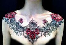 Tatuagem / by Rosana Gazola