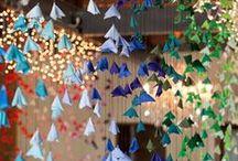 mobile / dekoracje sufitowe