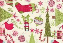 Papers - Christmas / by Amanda Harrod