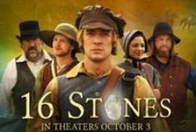 The making of 16 Stones / The movie tells the fictional story of a young man in the late 1830s who sees first-hand the destruction and loss the Latter-day Saints suffer after a mob attack in Far West, Missouri. Hoping to save others from future persecution, he and two friends set out to produce proof of the truthfulness of The Book of Mormon by finding an unimpeachable artifact – the 16 Jaredite stones touched by the finger of the Lord as recounted in the Book of Ether.