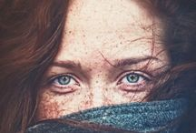Freckled Beauty / Imperfect Perfection