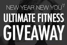 THE ULTIMATE FITNESS GIVEAWAY / Enter Undiscovered Kitchen's *Ultimate Fitness Giveaway* for a chance to win a $500 SHOPPING SPREE AT ACTIVEWEARUSA for a complete fitness gear makeover and indulge, guilt-free in $150 OF HIGH ENERGY FITNESS FOODS made by artisan makers around the country!