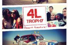 """4L Trophy 2015 / Blue note systems sponsorise l'équipage """"4L Trophy donne des ailes"""" de l'édition 2015 du 4L Trophy qui aura lieu du 19 février au 1er mars 2015."""