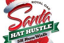 Santa Hat Hustle