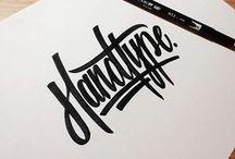 lettering crush