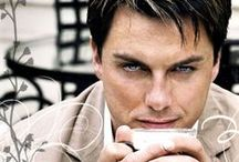 I <3 John Barrowman / One of my favorite actors!  He will always be Captain Jack Harkness to me! / by Gabby G