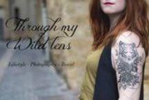 Through my wild lens ! Le Blog