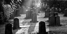 Hřbitovy - Cemetaries / - záběry různých hřbitovů z celého světa