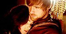 Robin Hood / - seriál BBC Robin Hood (2006-2009)