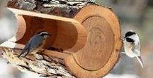 Dřevo a palety - Wood and pallet / - nábytek a dekorace vyrobené ze dřeva a palet