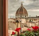 Lovenest with terrace Duomo view / In our home, you can taste the breath of the center of Florence, its red roofs that will talk about the history, art and  a people dedicated to beauty.