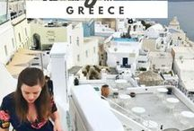 Greece Guides / Planning a trip to Greece? Check out what you should do and what you should see. greece travel | greece outfit | greece santorini | greece vacation | greece honeymoon | Greece Tourism | Greece Travel Guide | Greece Ghanem | GREECE MY COUNTRY | Greece is the word | Greece Travel Tips |