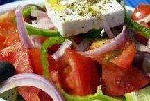 Salads   Σαλάτες