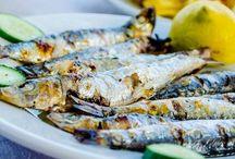 Seafood & Fresh Fishes | Θαλασσινά & Φρέσκα Ψάρια