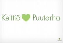 Keittiö ♥ Puutarha / Kekkilä auttaa sinua kasvattamaan omaa satoa helposti ympäri vuoden - ulkona ja sisällä.