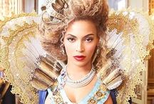 Beyonce / by Christian Azolan
