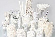 Blanco. / Limpio, puro... es mi color!!