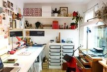 craft room Ideas and organized
